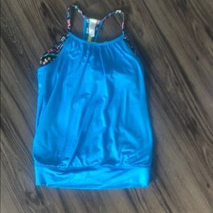 Girls ivivva tank NWOT